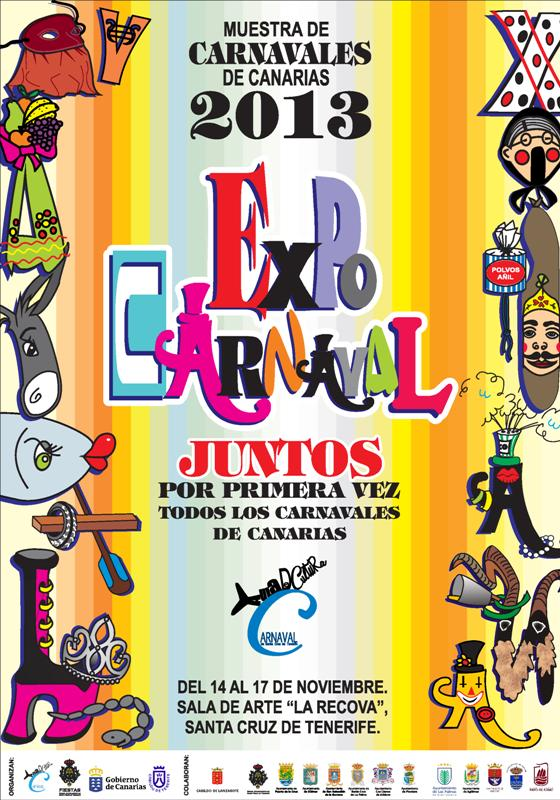 Cartel Expo Carnaval